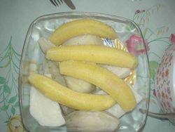 Bananes légume