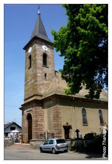 Eglise de Eglingen