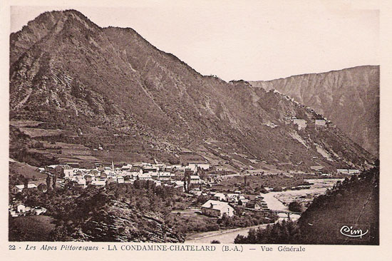 La Condamine-Châtelard