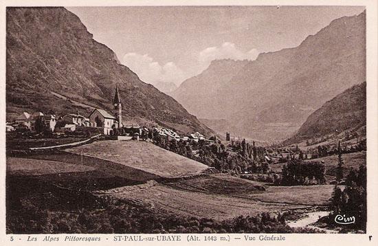 St-Paul-sur-Ubaye