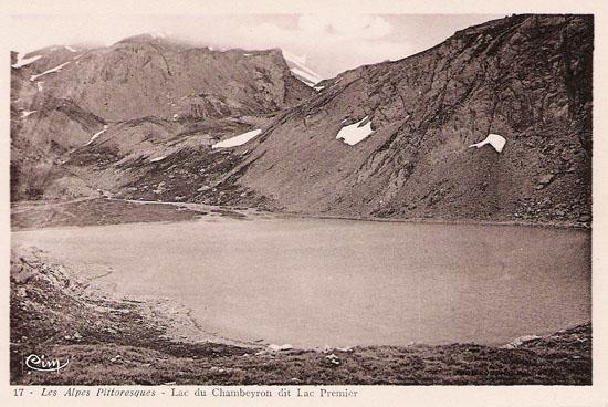 Lac du Chambeyron