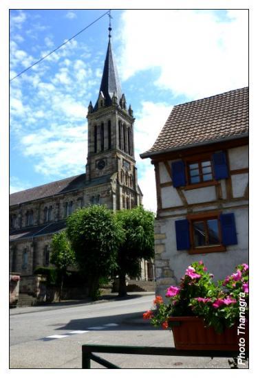Eglise de Zillisheim