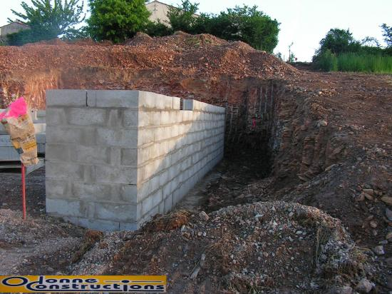 Maison brique ou parpaing sans clou ni vis ni colle un - Construction maison sans sous sol ...