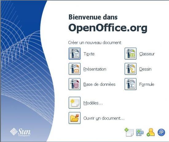 Open office - Open office a telecharger gratuitement en francais ...