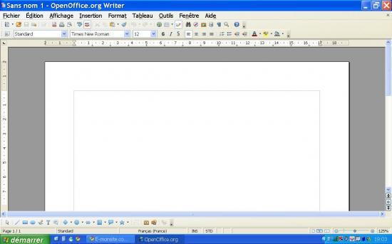 Open office - Telecharger open office writer gratuit 2009 ...