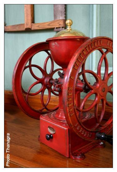 Moulin à café mécanique