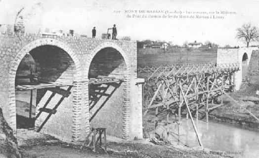 construction de chemin de fer