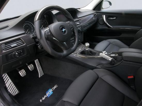 Bmw serie 3 hartge e92 coupe for Bmw serie 8 interieur