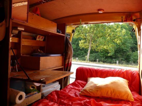 Amenagement Interieur Kangoo renault kangoo aménagement camping car