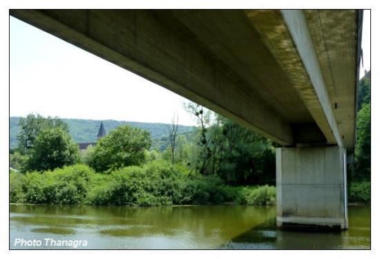 Le pont de Vaire-Arcier