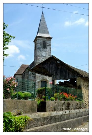 Eglise de Vaire-Arcier