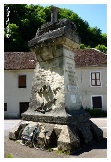 Monument Jouffroy d'Abbans
