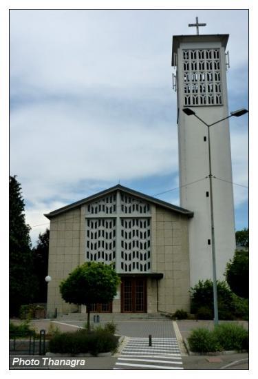 Eglise de Brunstatt