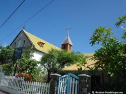 Eglise des Saintes Terre-de-haut