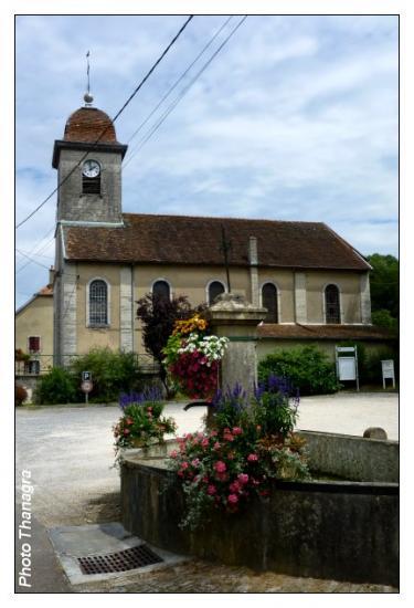 Eglise de Etouvans
