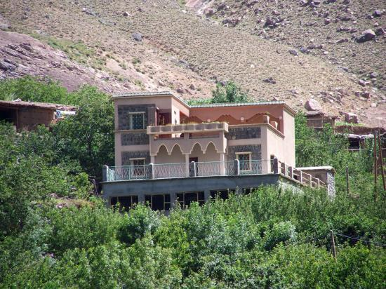 La maison d'hötes d'Ait Souka (Imlil)
