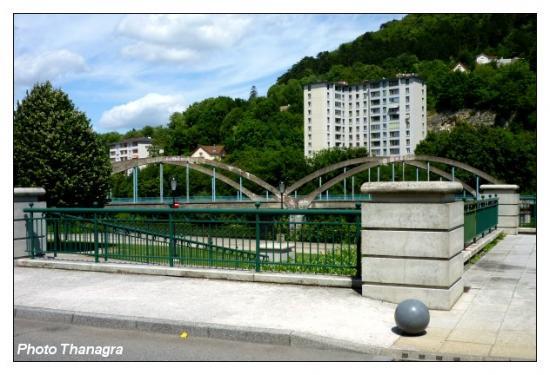 Le Pont de Chardonnet