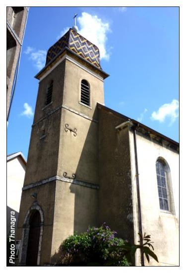 Eglise de Roche lez Beaupré