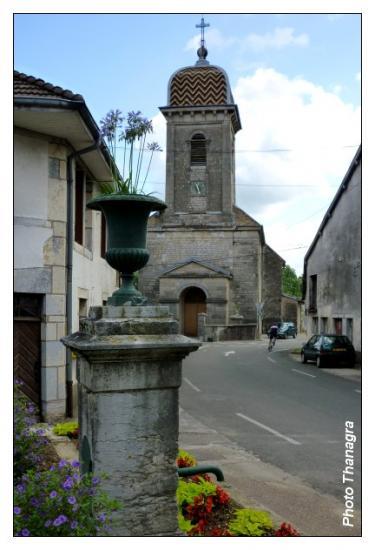 Eglise de Chalèze