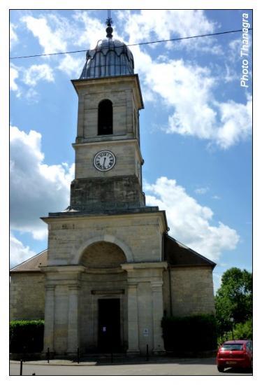 L'église d'Avanne Aveney