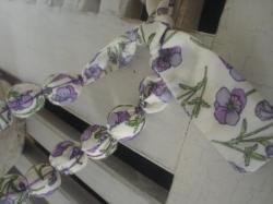 Vue détaillée Ros violet