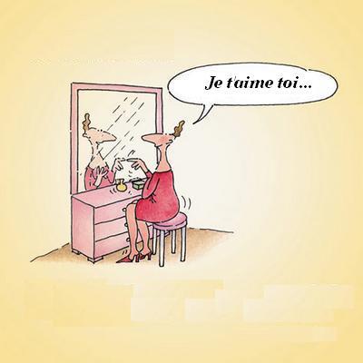 Pourqoui oui pourquoi le blog de isdael for Regard dans le miroir