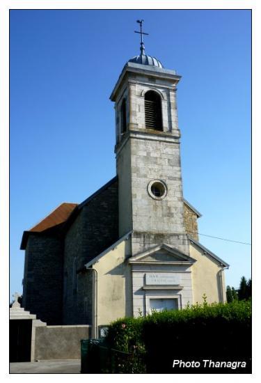 Eglise de Routelle