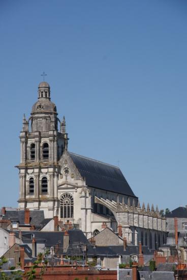 cathédrale de chartres histoire