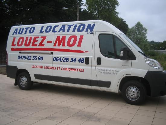 Détails : Location de voitures et de camionnetes pour votre week-end!