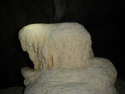 """""""Elephant"""", grotte aux coraux, Khao Sok."""