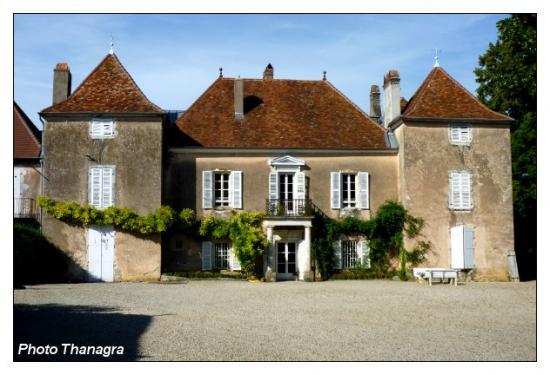 Château de Roset Fluans