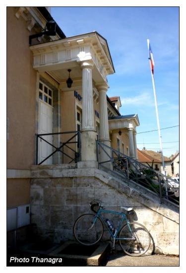 Mairie de Saint Vit