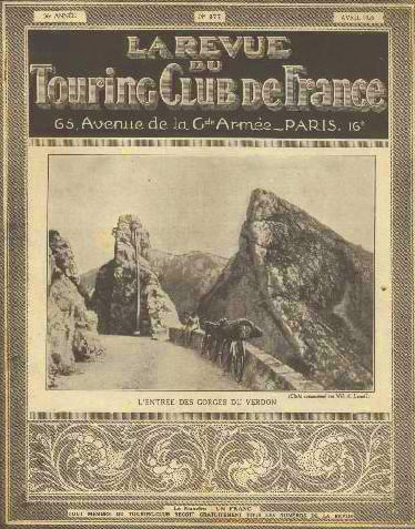 Revue  du Touring Club de France