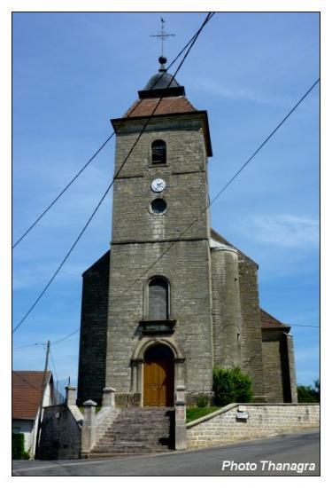 Eglise de Etrepigney