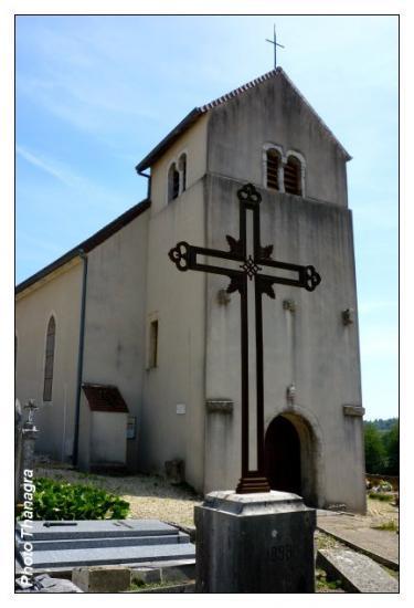 Eglise d'Andelange
