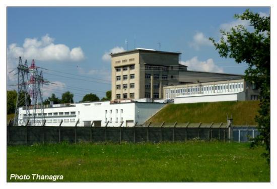 La centrale hydroélectrique