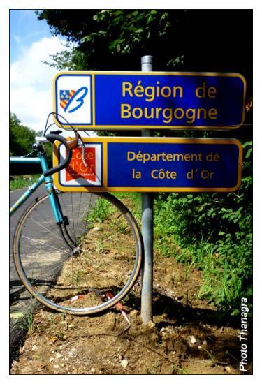 La Bourgogne d'un côté...