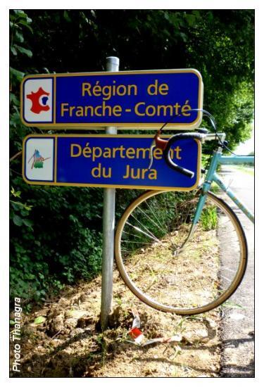 la Franche-Comté de l'autre