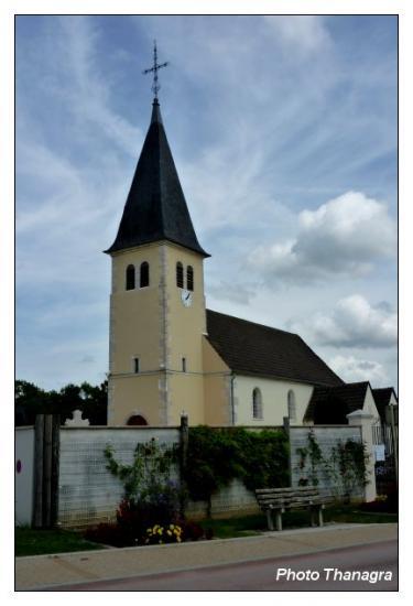 Eglise de Abergement la Ronce