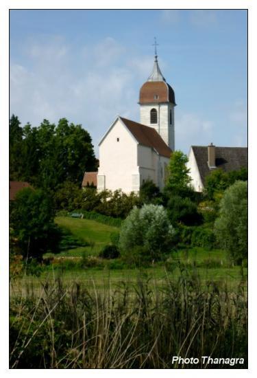 Eglise de Baverans