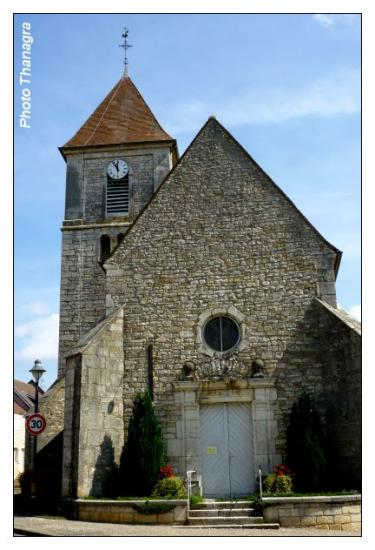 Eglise de Choisey