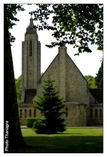 Eglise de Tavaux