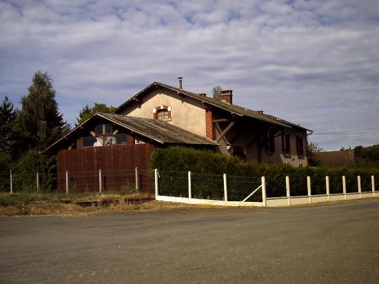 La gare de Chassant (28)