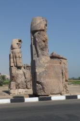 Colosses de Memnon.