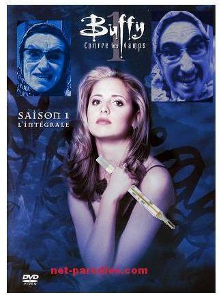 parodie fausse affiche série buffy contre vampires