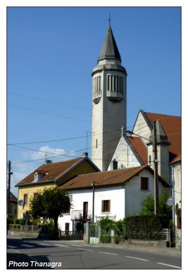 L'église de l'immaculée conception