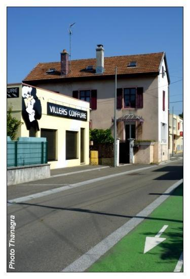 Rue des Glaces