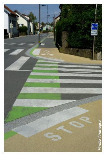 Rue des graviers