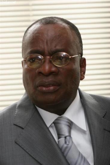 Yao Paul N'Dré, Président du Conseil constitutionnel ivoirien