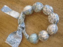 Bracelet Mauvey bleu